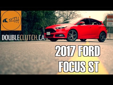 2017 Ford Focus ST// A DoubleClutch.ca Review with T.H. - UCyXiDU5qjfOPxgOPeFWGwKw