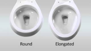 uk toilet seat sizes.  Choosing the Correct Size Toilet Seat YouTube
