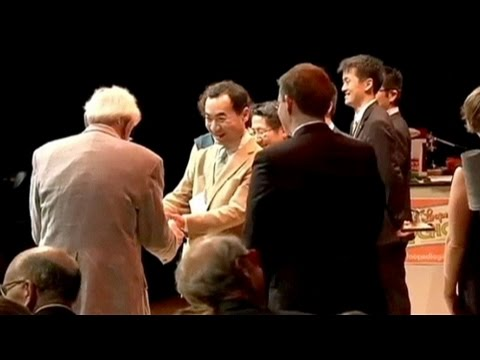 Ig Nobel prizes handed out in the US