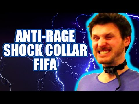Electric shock collar cures my FIFA rage
