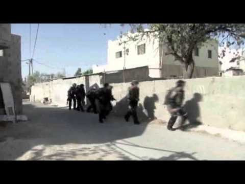 Raw: Israeli Forces Kill Suspected Militant  10/22/13