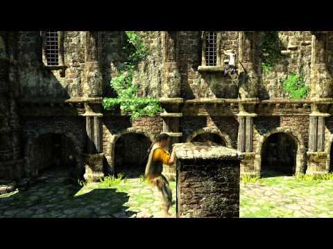 UNCHARTED 3 - Fort Co-op Adventure Trailer