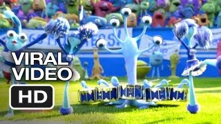 Monsters University Official Viral Video - Welcome to Monsters University (2013) HD