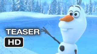 Frozen Official Teaser Trailer (2013) - Disney Animated Movie HD