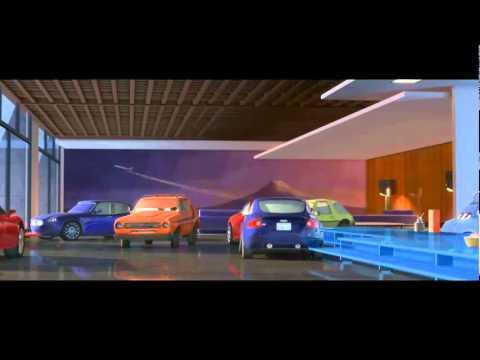 Cars 2 La pelicula Oficial Trailer (en español)