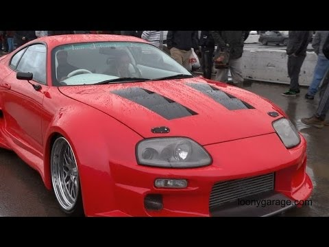 Toyota Supra - Extreme Wide Body