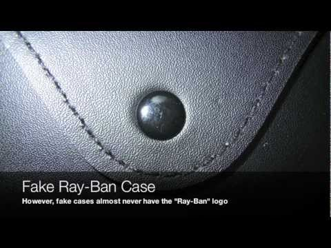 RARE VIDEO Ray-Ban AVIATOR: FAKE vs. REAL RB 3025 SUNGLASSES details -gAeWl09LwmE