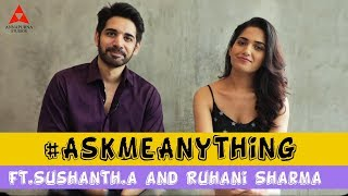 Ask Me Anything ft Sushanth and Ruhani - ChiLaSow