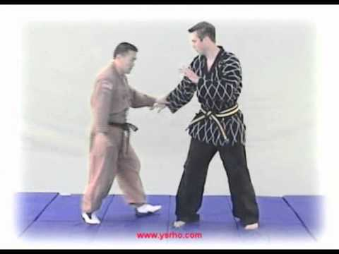 Hapkido - Yellow 1st Belt Form