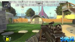 Black Ops 2 Glitches: Semi Snake Glitch Tutorial