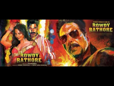 Rowdy Rathore - Official Trailer - YouTube