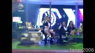 Alexandra Stan Lap Dance Show  ( Lap Dance like Rihanna ) Video