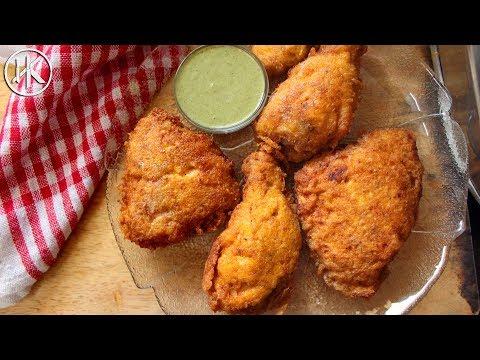 Keto Chicken Farcha (Keto Fried Chicken) | Keto Recipes | Headbanger's Kitchen