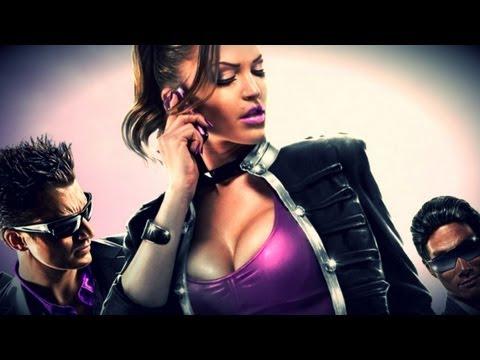Saints Row: The Third - Walkthrough - Part 1 [Mission 1: When Good Heists Go Bad] (SR3 Gameplay)