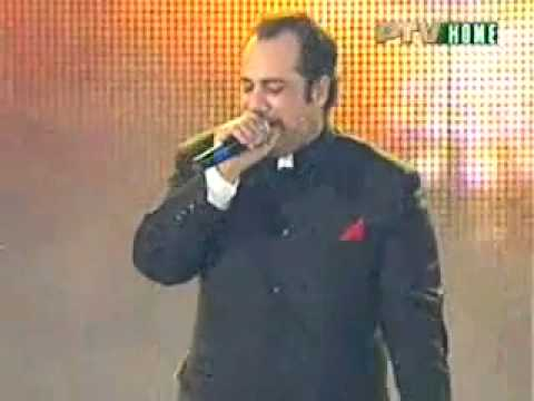 Rahat Fatah Ali Live Tere Mast Mast On PTV   YouTube