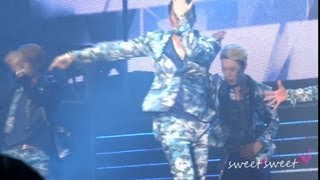 13070607 - Shinhwa taiwan concert - Eric's cut (yo + this love+ only one+ your man)