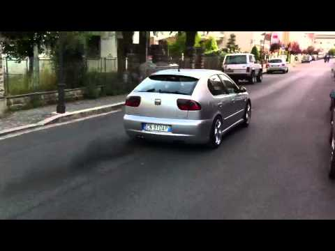 Seat Leon TDI sound