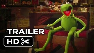 Muppets Most Wanted Official Theatrical Trailer (2013) - Muppets Movie HD