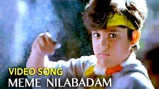 Maa Nanna Chiranjeevi Movie - Meme Nilabadam Song