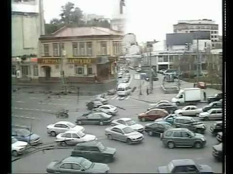 Bizarne nesreće u Moskvi