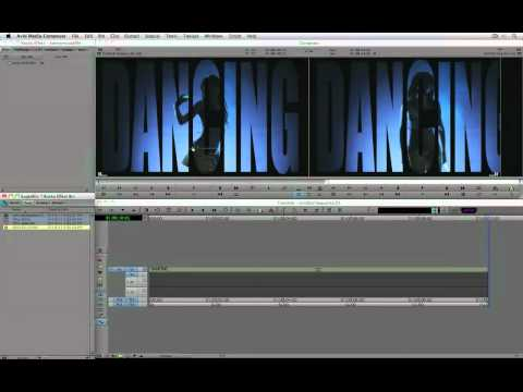 AVID Media Composer Quick Tip - Creating the Rocky effect