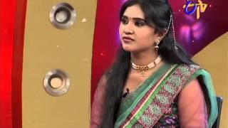 Star Mahila 24-11-2014 ( Nov-24) E TV Show, Telugu Star Mahila 24-November-2014 Etv