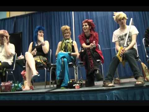 Demyx Time Panel (Sunday) Part 4/5 - Metrocon 2011