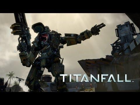 TitanFall gameplay - oficial E3
