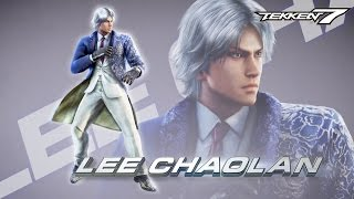 Tekken 7 – Lee Chaolan/Violet Reveal Trailer | XB1, PS4, PC