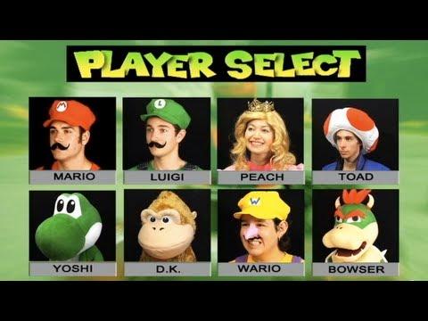 Mario Kart: The Movie - Trailer (HD)