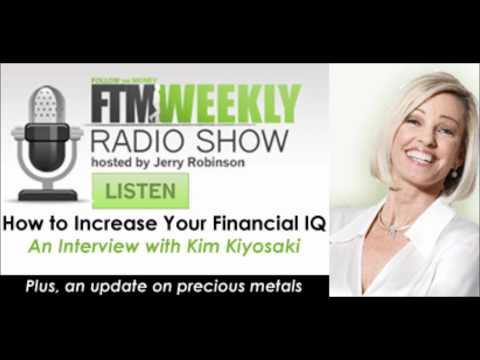 Increase Your Financial IQ - Kim Kiyosaki - Interview with a Rich Woman