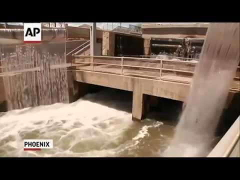 (Water) Drought Fears: Lake Mead Hits All-time Low  8/12/14