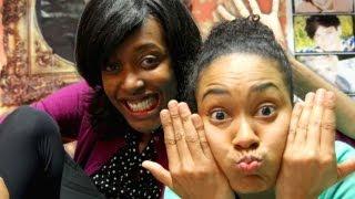 The Sasha and Malia Show!