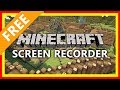 Best Free Minecraft Screen Recorder