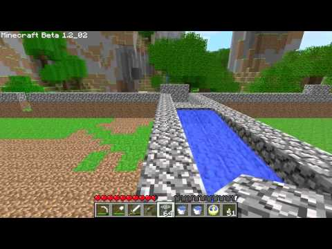 ★ Minecraft Gameplay - Canal Systems and the Animal Trap!