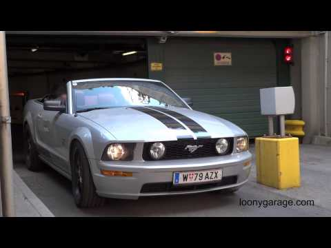 Ford Mustang GT Convertible V8