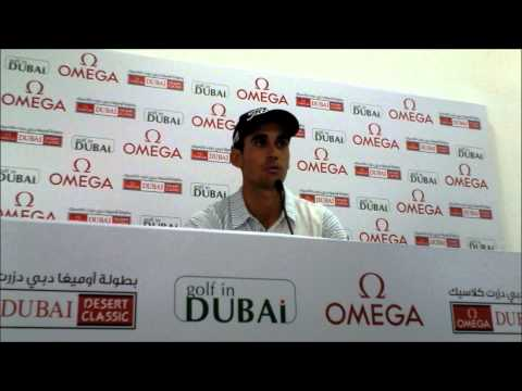 Rafael Cabrera-Bello on why Spanish Golfers have done well in Dubai
