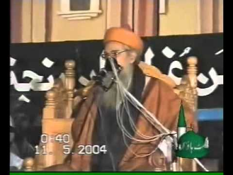 Moulana Hashmi Miyan--Darajate Khalafat