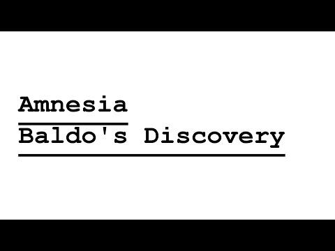 Kiki Horror Show - Amnesia CS : Baldo's Discovery - JOHN N'EST PAS COOL ! + [Liens]