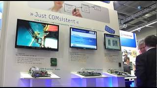Embedded World 2011 - Kontron Highlights Introduction
