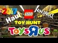 LEGO 2017 Haul & Toy Hunt at Toys R Us New NINJAGO HoT Sets & Lego Batman Movie Sets 2017!!