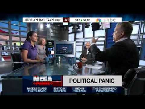 Dylan Ratigan (rightfully) loses it on air