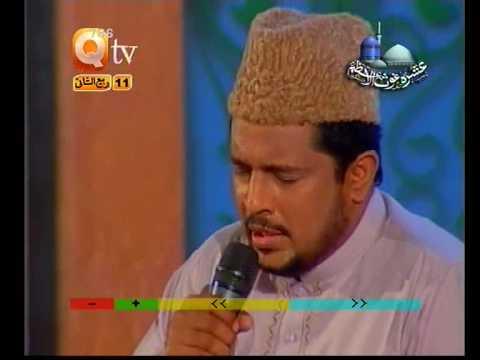 URDU NAAT(Jo Yaad e Mustafa)SYED SABIH REHMANI IN QTV.BY   Naat E Habib