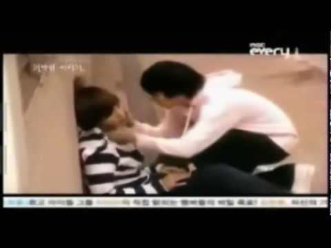 TeukMin Moment #19 LeeTeuk's Shock and Worried SungMin