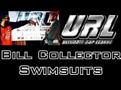 Smack/URL/Big Cheese Presents: Bill Collector - Swimsuits -gJOMiSOWkLw