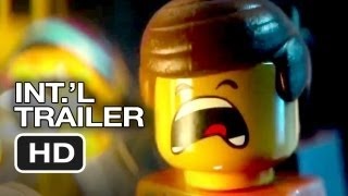 The Lego Movie International Teaser Trailer (2013) - Lego Movie HD