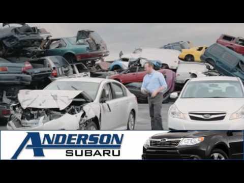 Anderson Subaru 2011 Subaru Legacy