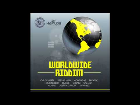 Worldwide Riddim Instrumental(Fresh Ear Productions) Feb 2012