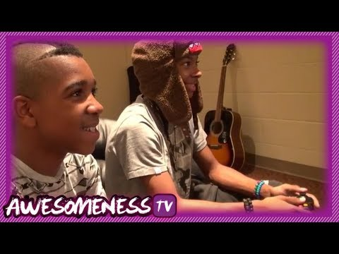 Mindless Behavior plays NBA 2K12 with DJ Big Deal - Mindless Takeover Ep. 17