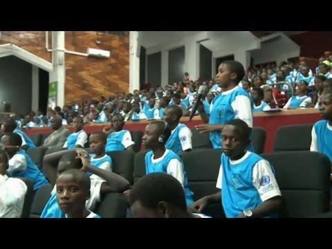 Agaciro - dignity - for Rwandan children